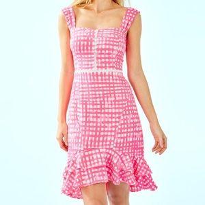 Lilly Pulitzer Avalynn stretch dress 6